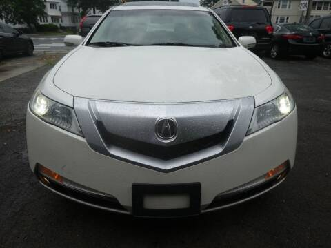 2010 Acura TL for sale at Wheels and Deals in Springfield MA