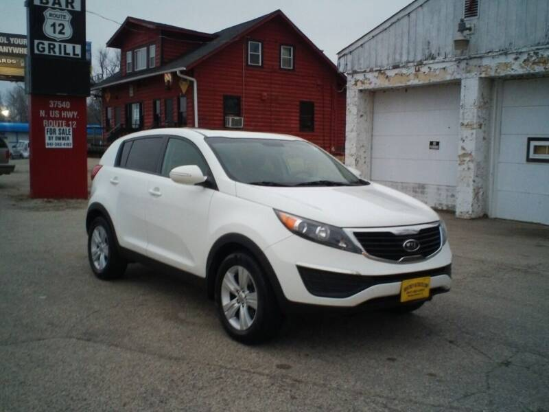 2012 Kia Sportage for sale at BestBuyAutoLtd in Spring Grove IL