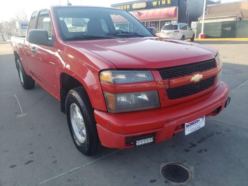 2008 Chevrolet Colorado for sale at Gordon Auto Sales LLC in Sioux City IA