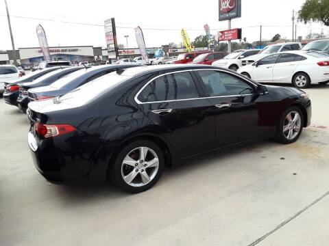 2012 Acura TSX for sale at SELECT A CAR LLC in Houston TX