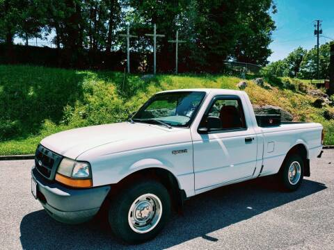 1999 Ford Ranger for sale at Auto Titan - BUY HERE PAY HERE in Knoxville TN