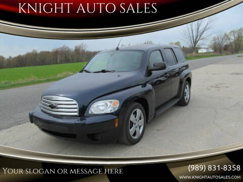 2011 Chevrolet HHR for sale at KNIGHT AUTO SALES in Stanton MI