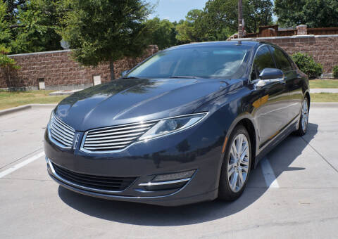2014 Lincoln MKZ Hybrid for sale at International Auto Sales in Garland TX