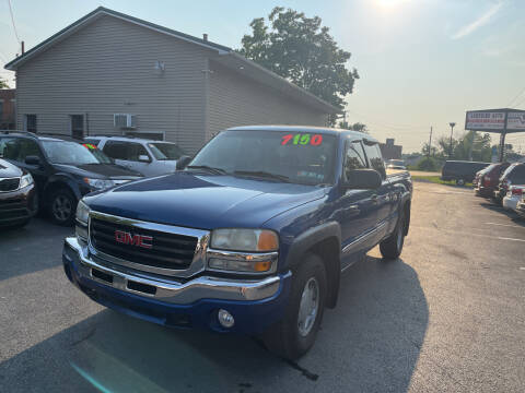 2004 GMC Sierra 1500 for sale at Roy's Auto Sales in Harrisburg PA