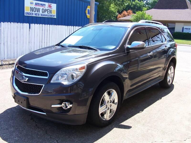 2015 Chevrolet Equinox for sale at Stewart's Auto Sales in Arkadelphia AR