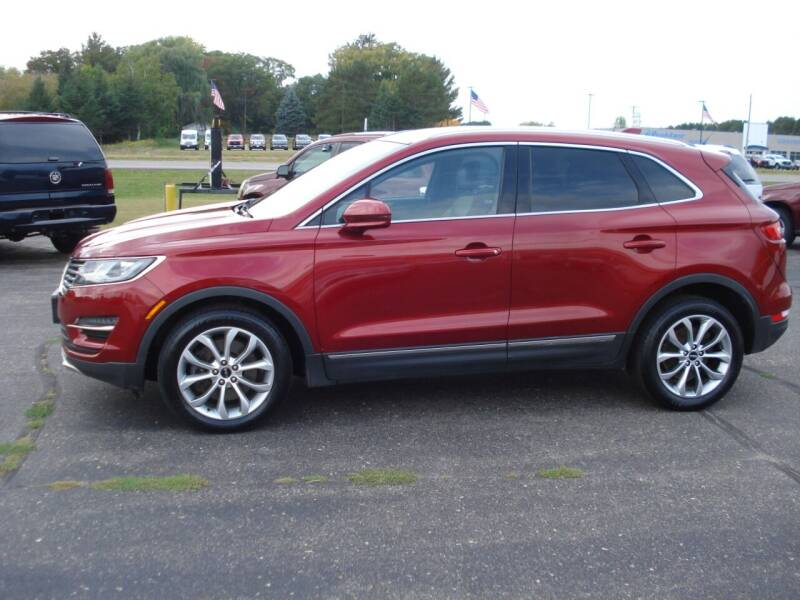 2016 Lincoln MKC for sale at North Star Auto Mall in Isanti MN