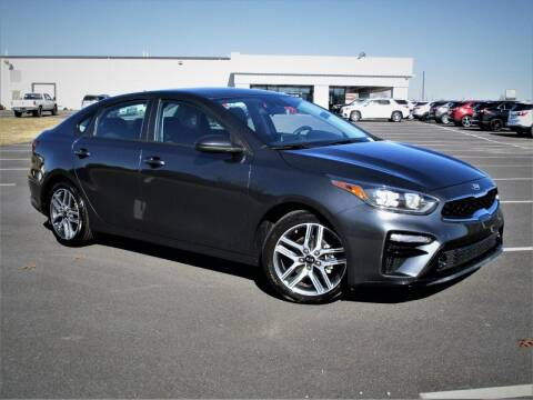 2019 Kia Forte for sale at Auto Gallery Chevrolet in Commerce GA
