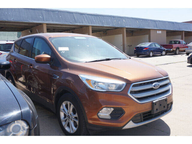 2017 Ford Escape for sale at Sand Springs Auto Source in Sand Springs OK