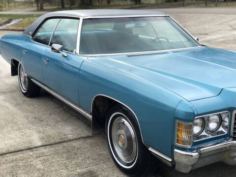 1971 Chevrolet Caprice for sale at Highway 41 South Motorplex in Springfield TN