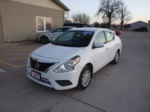 2016 Nissan Versa for sale at Koop's Sales and Service in Vinton IA