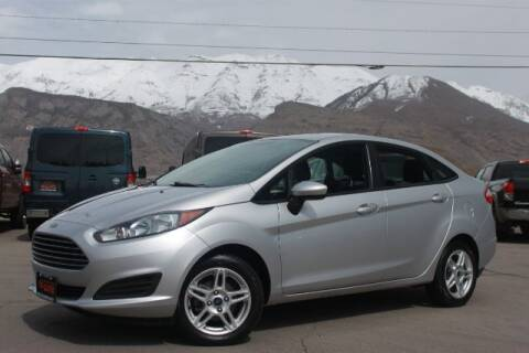 2017 Ford Fiesta for sale at REVOLUTIONARY AUTO in Lindon UT