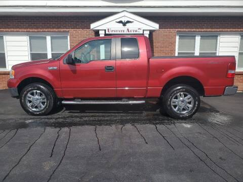 2008 Ford F-150 for sale at UPSTATE AUTO INC in Germantown NY