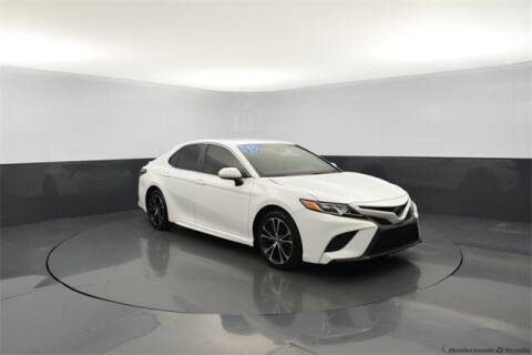 2018 Toyota Camry for sale at Tim Short Auto Mall in Corbin KY