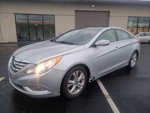 2012 Hyundai Sonata for sale at Rynok Auto Sales LLC in Auburn WA