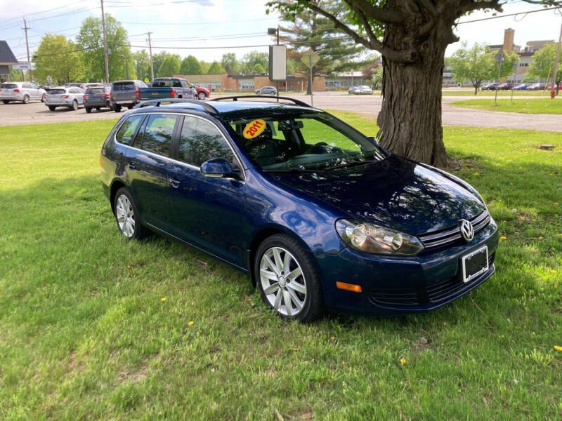 2011 Volkswagen Jetta for sale at JERRY SIMON AUTO SALES in Cambridge NY