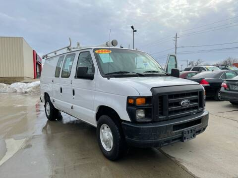 2008 Ford E-Series Cargo for sale at Zacatecas Motors Corp in Des Moines IA