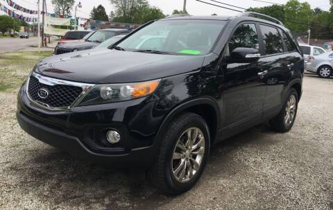 2011 Kia Sorento for sale at Antique Motors in Plymouth IN