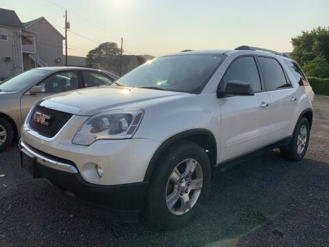 2012 GMC Acadia for sale at VINNY AUTO SALE in Duryea PA