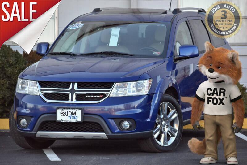 2012 Dodge Journey for sale at JDM Auto in Fredericksburg VA