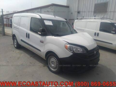 2016 RAM ProMaster City Cargo for sale at East Coast Auto Source Inc. in Bedford VA
