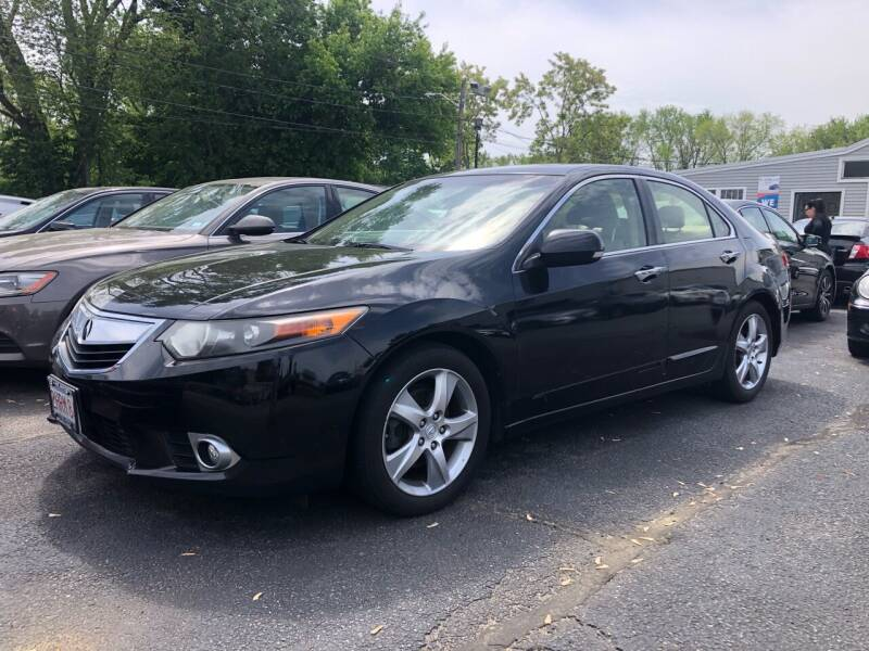 2012 Acura TSX for sale at Top Line Import in Haverhill MA