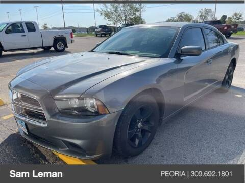 2012 Dodge Charger for sale at Sam Leman Chrysler Jeep Dodge of Peoria in Peoria IL