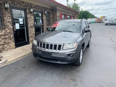 2011 Jeep Compass for sale at Smyrna Auto Sales in Smyrna TN