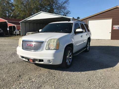 2007 GMC Yukon for sale at CAROLINA TOY SHOP LLC in Hartsville SC