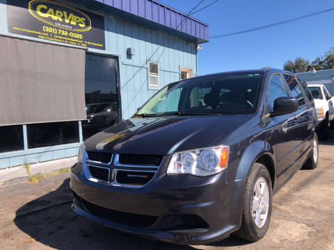 2013 Dodge Grand Caravan for sale at CAR VIPS ORLANDO LLC in Orlando FL
