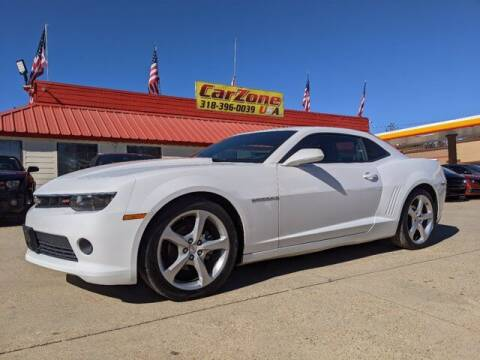 2015 Chevrolet Camaro for sale at CarZoneUSA in West Monroe LA