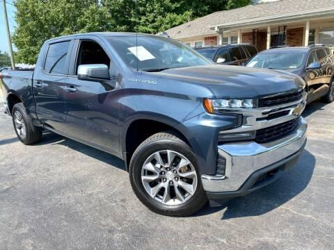 2020 Chevrolet Silverado 1500 for sale at Lux Auto in Lawrenceville GA