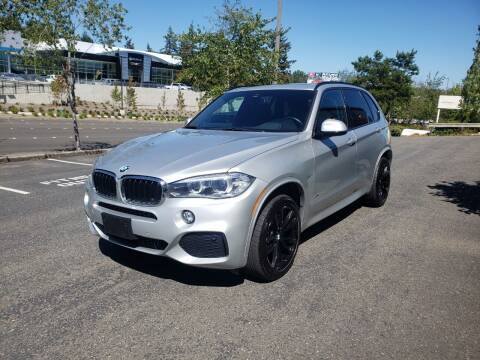 2018 BMW X5 for sale at Painlessautos.com in Bellevue WA