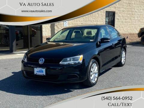 2011 Volkswagen Jetta for sale at Va Auto Sales in Harrisonburg VA