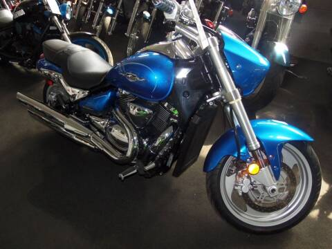 2009 Suzuki BOULEVARD M-90 for sale at Fulmer Auto Cycle Sales - Fulmer Auto Sales in Easton PA