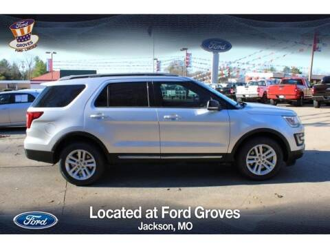 2017 Ford Explorer for sale at JACKSON FORD GROVES in Jackson MO