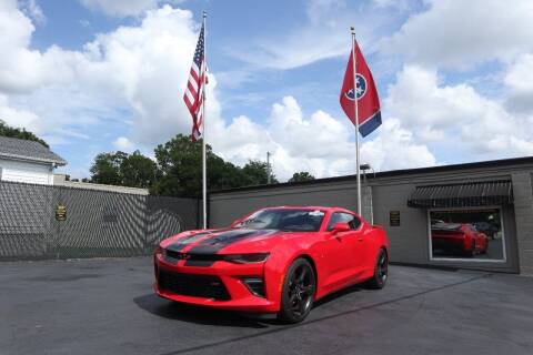 2018 Chevrolet Camaro for sale at Danny Holder Automotive in Ashland City TN