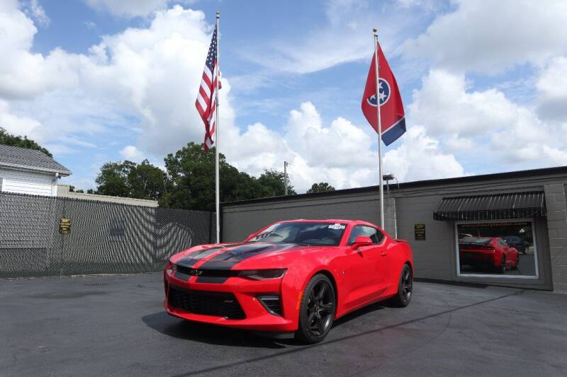 2018 Chevrolet Camaro for sale at Danny Holder Automotive in Ashland City TN