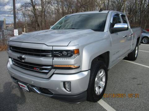 2016 Chevrolet Silverado 1500 for sale at Prestige Motorcars in Warwick RI