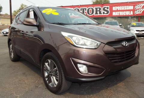 2014 Hyundai Tucson for sale at 559 Motors in Fresno CA