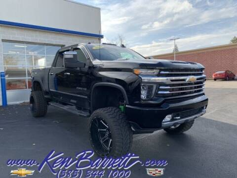 2020 Chevrolet Silverado 2500HD for sale at KEN BARRETT CHEVROLET CADILLAC in Batavia NY