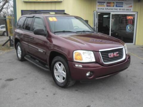 2003 GMC Envoy for sale at Mr. G's Auto Sales in Shelbyville TN