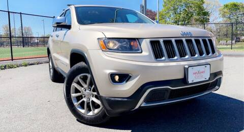 2015 Jeep Grand Cherokee for sale at Maxima Auto Sales in Malden MA