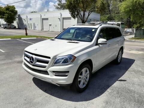 2013 Mercedes-Benz GL-Class for sale at Best Price Car Dealer in Hallandale Beach FL