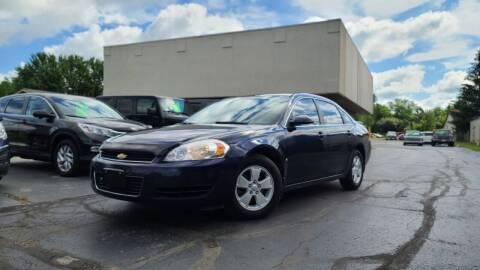2008 Chevrolet Impala for sale at Sedo Automotive in Davison MI