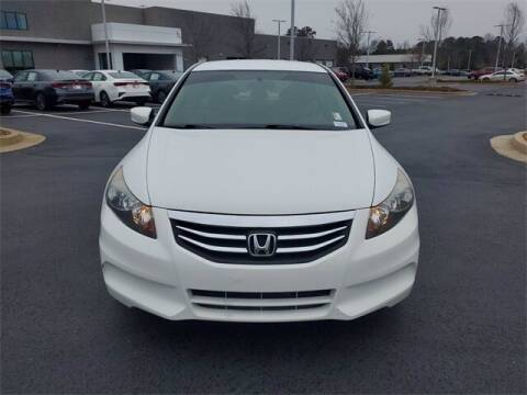 2012 Honda Accord for sale at Lou Sobh Kia in Cumming GA