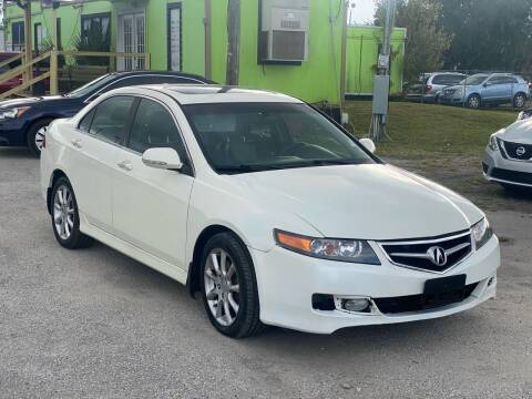 2006 Acura TSX for sale at Marvin Motors in Kissimmee FL