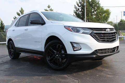 2021 Chevrolet Equinox for sale at Dan Paroby Auto Sales in Scranton PA