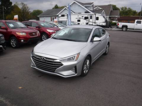 2019 Hyundai Elantra for sale at Rob Co Automotive LLC in Springfield TN