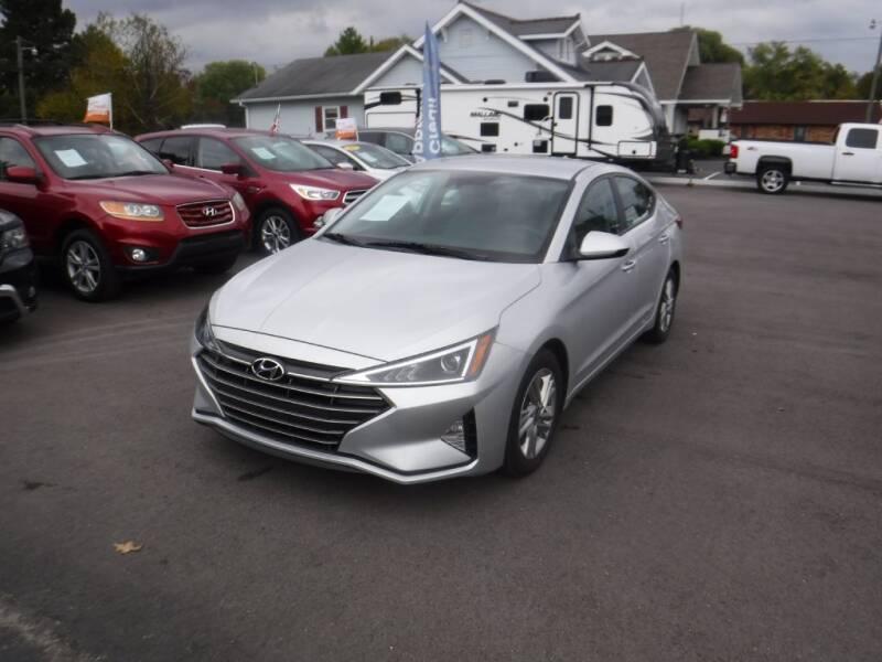 2019 Hyundai Elantra for sale at Rob Co Automotive LLC in Springfield TN
