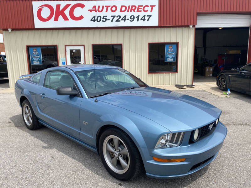2005 Ford Mustang for sale at OKC Auto Direct in Oklahoma City OK